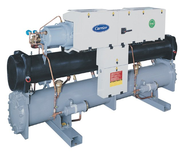 30hxc Screw Water Cooled Chiller Gmpmax