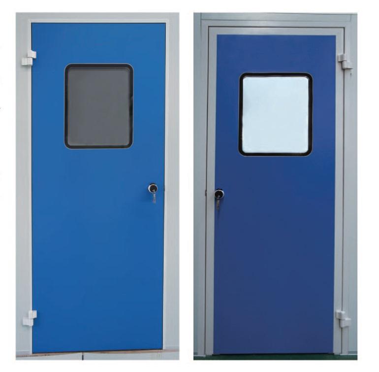 Clean Room Door Gmpmax